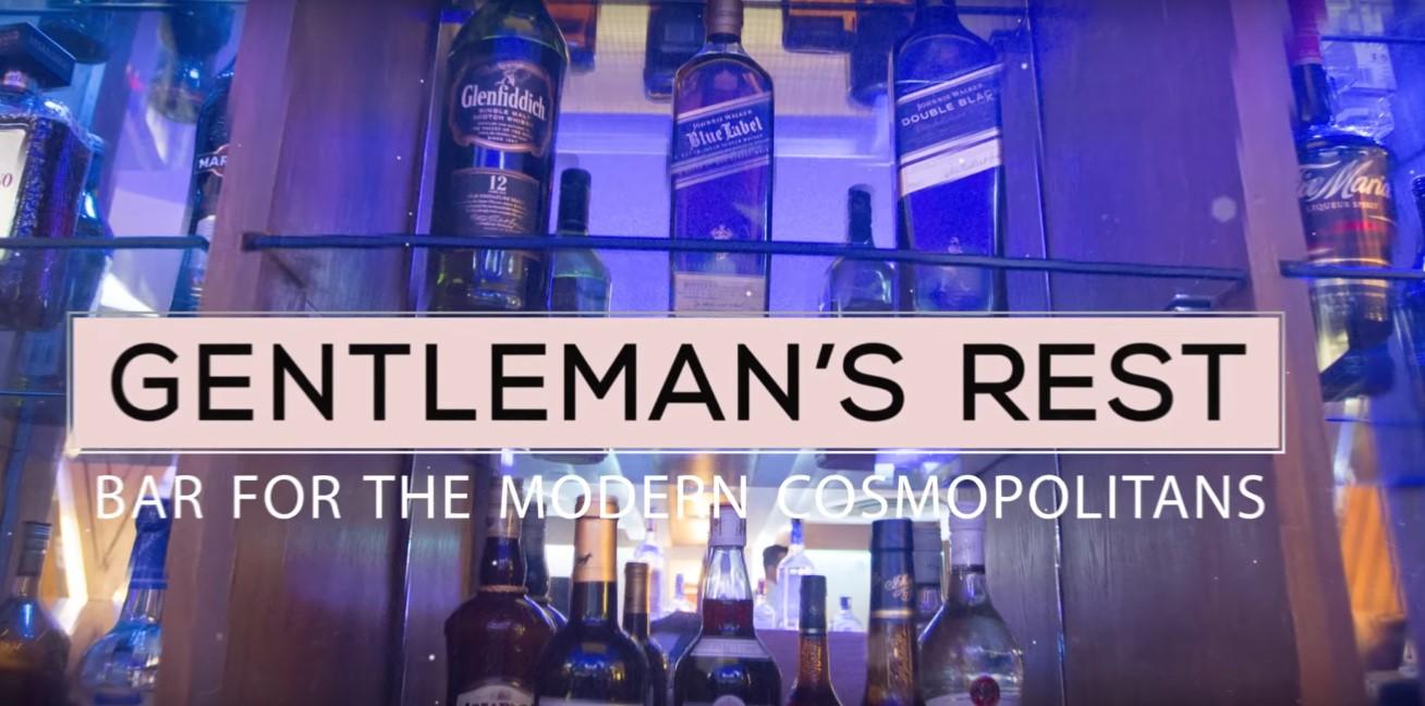 Dhaka Bar - Cheap alcohol in Gentleman's Rest bar in Dhaka