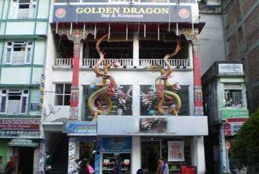 Golden Dragon Bar